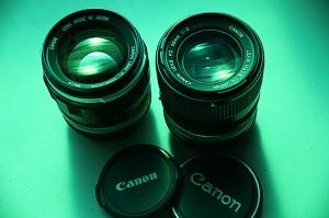 New lens gear