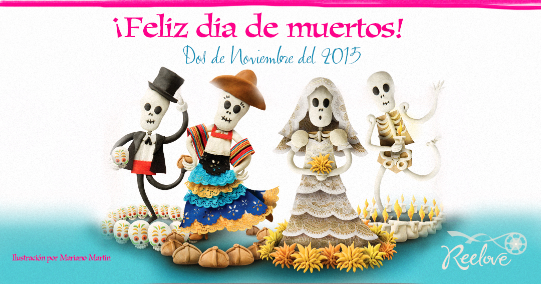 Happy day of the dead!